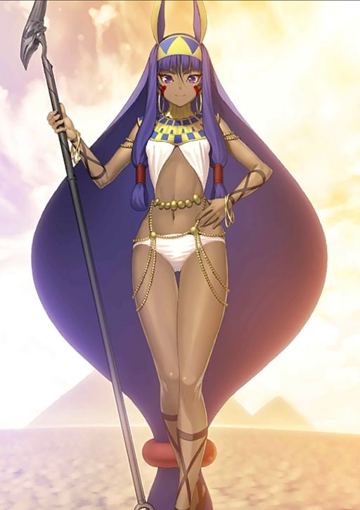 Caster (Nitocris) - Fate/Grand Order