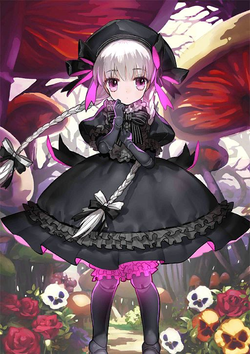 Caster (Nursery Rhyme) - Fate/EXTRA