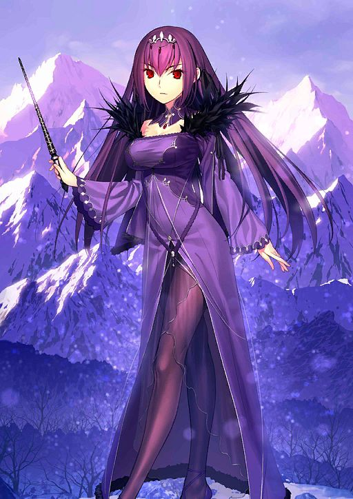 Caster (Scathach Skadi) - Lancer (Fate/Grand Order)