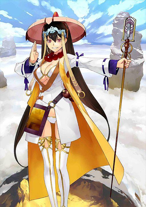 Caster (Xuanzang) - Fate/Grand Order