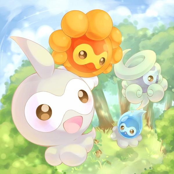 Castform - Pokémon