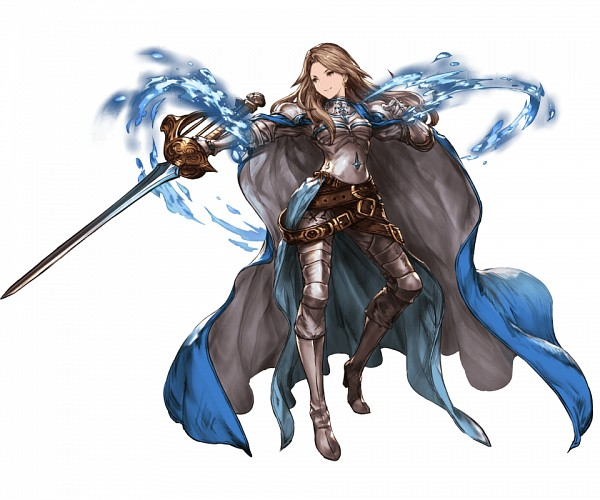 Tags: Anime, Minaba Hideo, Cygames, Granblue Fantasy, Catalina (Granblue Fantasy), Cover Image, Official Art, Katalina (granblue Fantasy)
