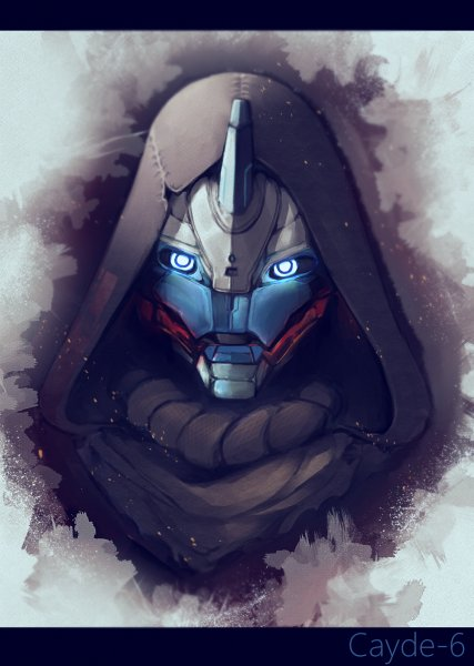 Tags: Anime, Pixiv Id 25144229, Destiny (Game), Cayde-6, Pixiv, Fanart, Fanart From Pixiv