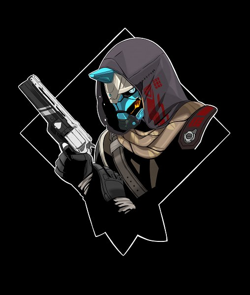 Tags: Anime, Pixiv Id 3765218, Destiny (Game), Cayde-6, Fanart From Pixiv, Pixiv, Fanart