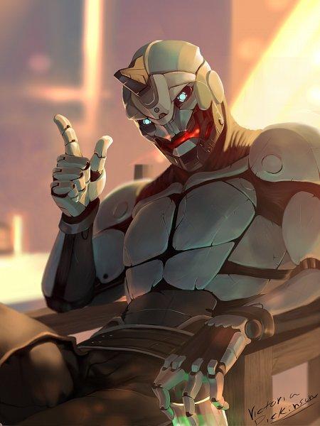Tags: Anime, Kotorikurama, Destiny (Game), Cayde-6, Fanart From DeviantART, deviantART, Fanart