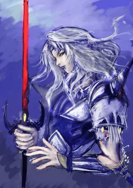 Tags: Anime, SQUARE ENIX, Dissidia, Final Fantasy IV, Cecil Harvey