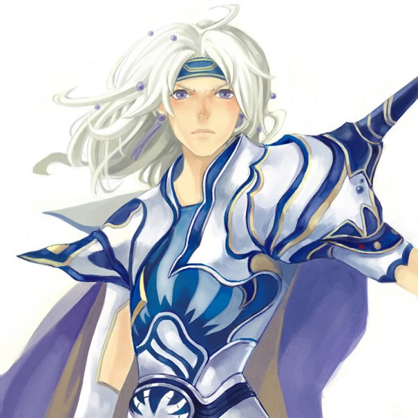 Tags: Anime, SQUARE ENIX, Final Fantasy IV, Dissidia, Cecil Harvey