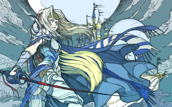 Tags: Anime, Final Fantasy IV, Cecil Harvey