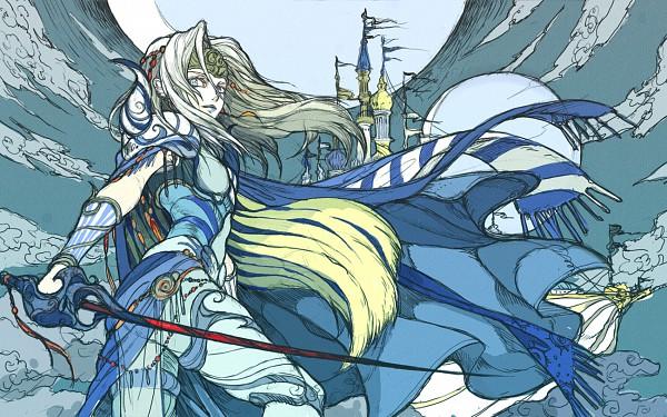 Tags: Anime, Kimimaru, SQUARE ENIX, Final Fantasy IV, Cecil Harvey