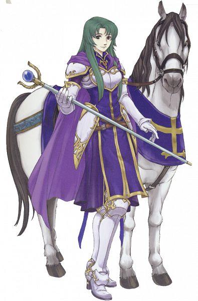 Cecilia (Fire Emblem) - Fire Emblem: Fuuin no Tsurugi