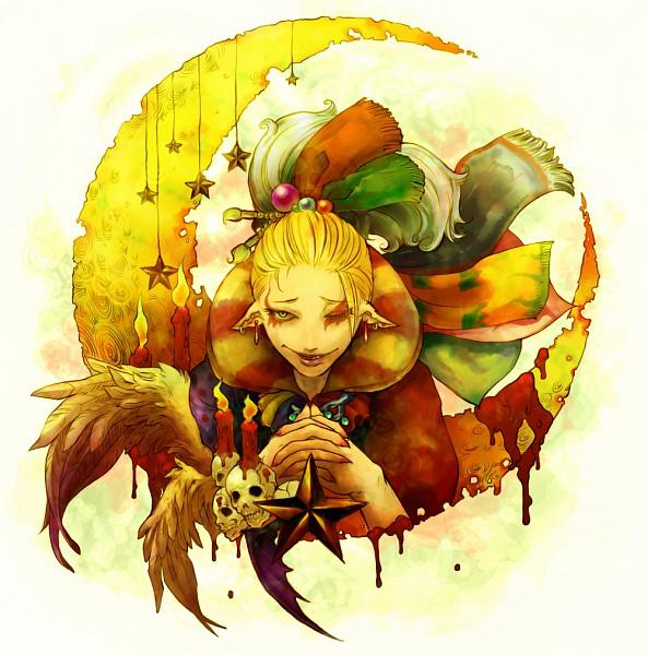 Cefca Palazzo - Final Fantasy VI