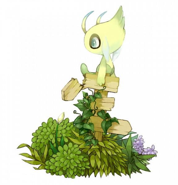Celebi - Pokémon