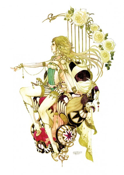 Celes Chere - Final Fantasy VI