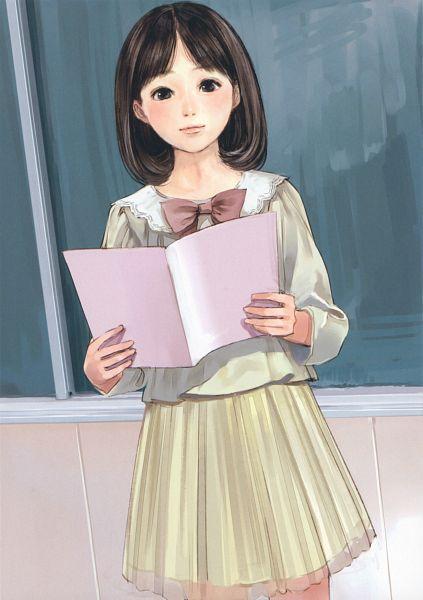 Tags: Anime, Kishida Mel, Cellophane, Comic Market 81, Original, Scan