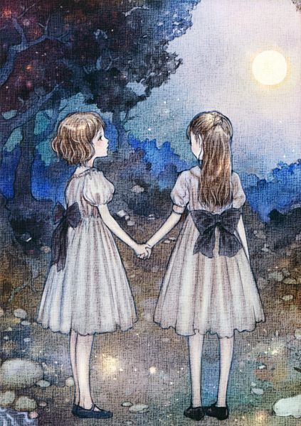 Tags: Anime, Kishida Mel, Cellophane, Comic Market 81, Original, Mobile Wallpaper, Scan
