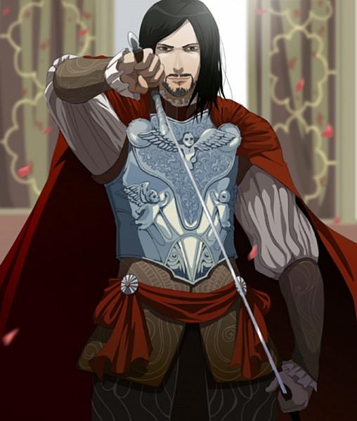 Cesare Borgia (Assassin's Creed: Brotherhood) - Assassin's Creed: Brotherhood