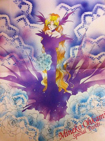 Tags: Anime, Ohkami Mineko, Dragon Knights, Cesia, Official Art