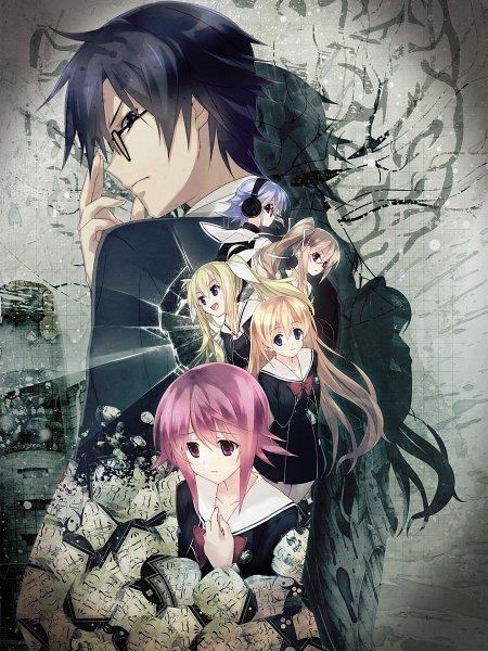 Tags: Anime, Sasaki Mutsumi, Nitro+, 5pb. (Studio), ChäoS;Child, Arimura Hinae, Miyashiro Takuru, Yamazoe Uki, Onoe Serika, Kurusu Nono, Kazuki Hana, Official Art
