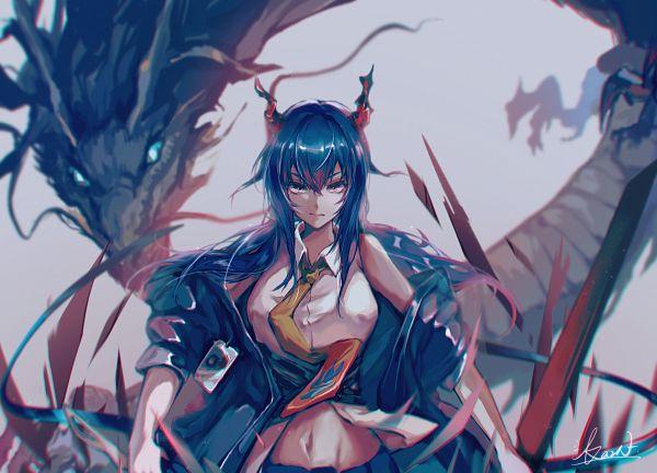 Tags: Anime, Pixiv Id 7137717, Arknights, Ch'en, Fanart, Fanart From Pixiv, Pixiv