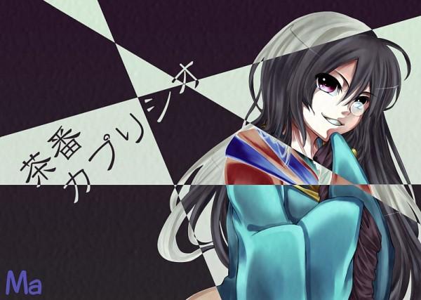 Tags: Anime, Pixiv Id 1493991, VOCALOID, Megurine Luka, Chaban Capriccio, Pixiv, Evillious Chronicles, Akuno-p