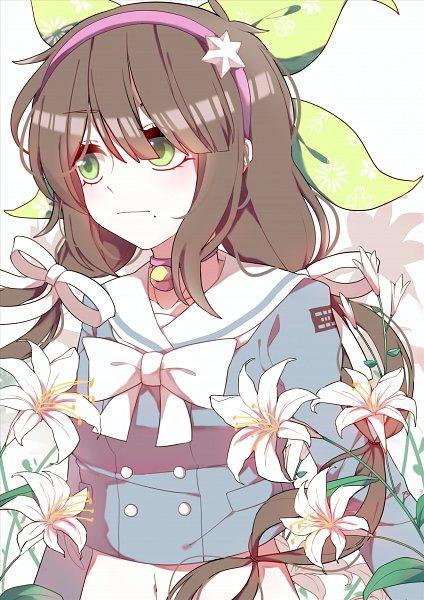 Tags: Anime, gla, New Danganronpa V3, Chabashira Tenko