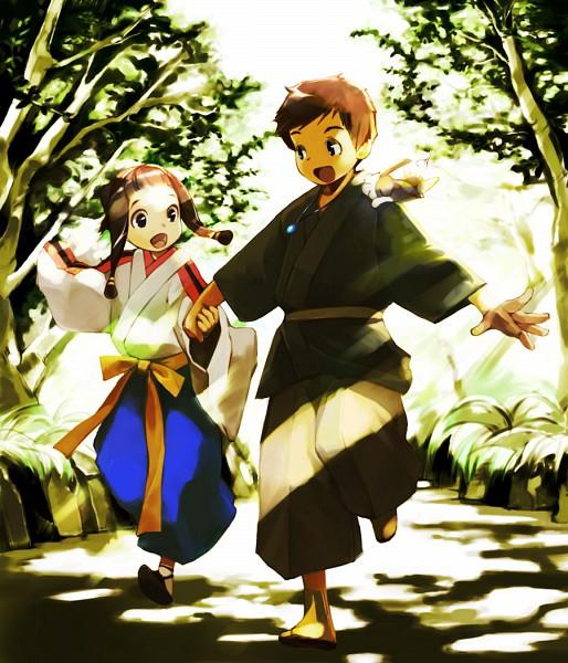 Tags: Anime, Seirei no Moribito, Chagum