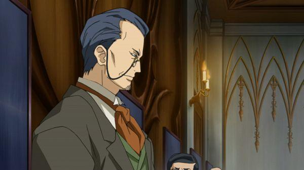 Tags: Anime, Tegami Bachi, Chairman, Screenshot