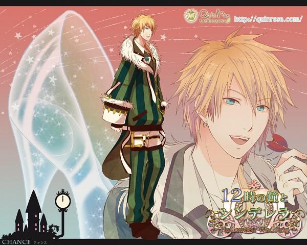 Chance - 12 Ji no Kane no Cinderella ~Halloween Wedding~