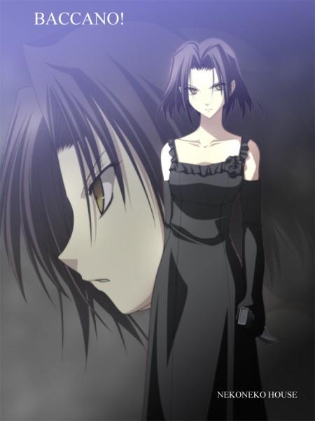 Tags: Anime, Takepon, Baccano!, Chane Laforet