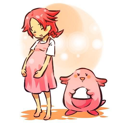 Chansey - Pokémon