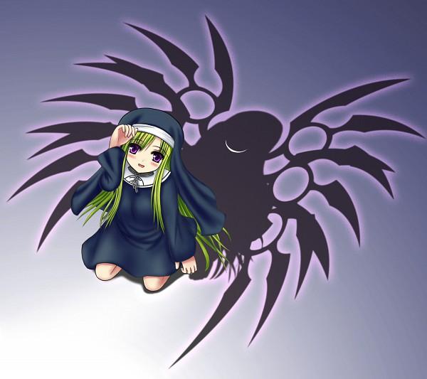 Tags: Anime, Pixiv Id 57801, Sora no Otoshimono, Chaos (Sora No Otoshimono)