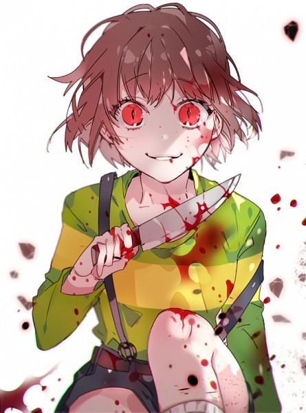 Chara Undertale Zerochan Anime Image Board