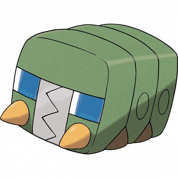 Charjabug - Pokémon