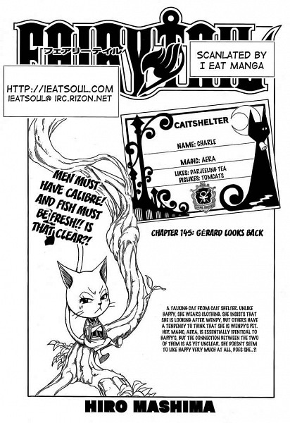 Charle - FAIRY TAIL