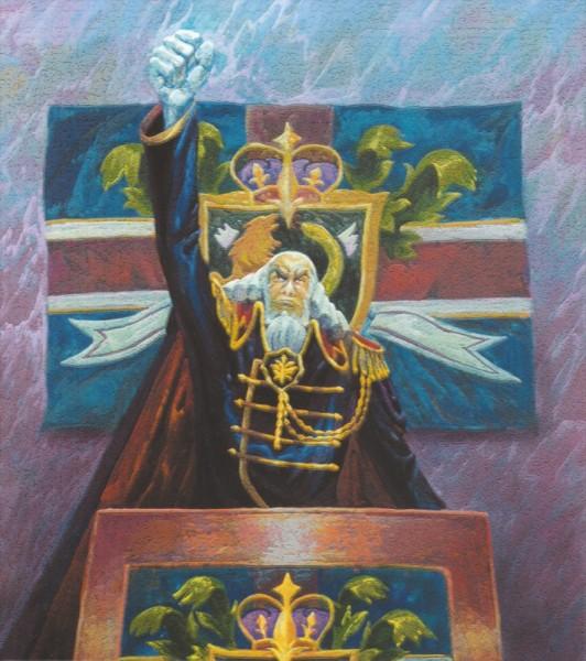 Charles zi Britannia - CODE GEASS: Hangyaku no Lelouch