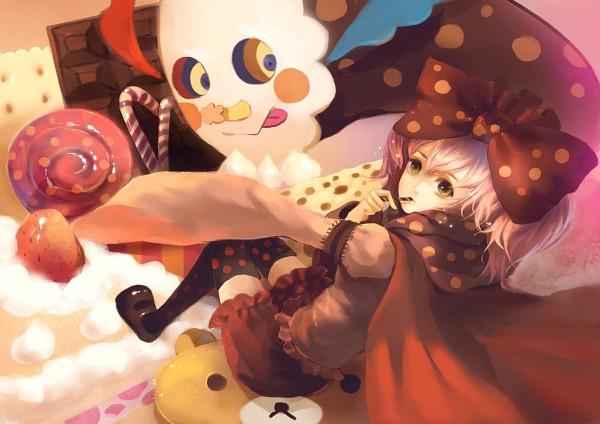 Tags: Anime, Shuiyituzi, Mahou Shoujo Madoka☆Magica, Charlotte (Madoka Magica), Pixiv, Fanart