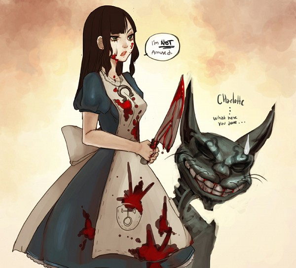 Charlotte (OC) - American McGee's Alice: Madness Returns