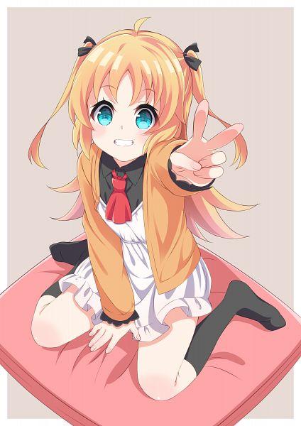 Tags: Anime, Pixiv Id 129822, Ryuuou no Oshigoto!, Charlotte Izoard