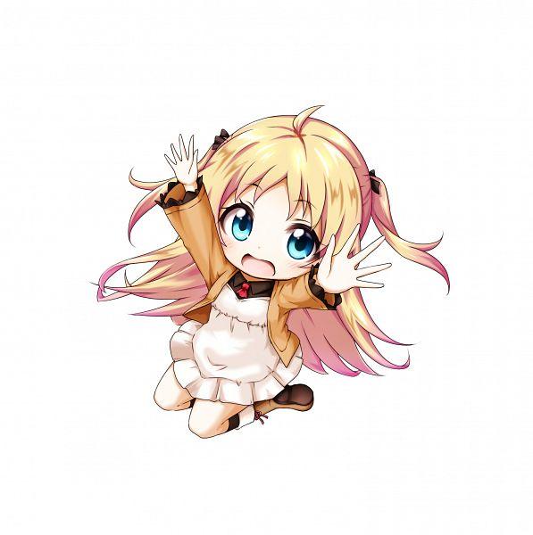 Tags: Anime, Kuena, Ryuuou no Oshigoto!, Charlotte Izoard