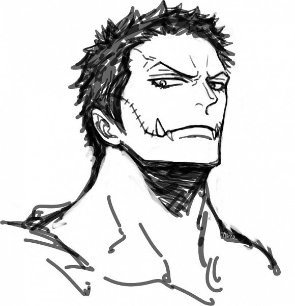 Tags: Anime, Pixiv Id 3798685, ONE PIECE, Charlotte Katakuri, Pixiv, Fanart, Fanart From Pixiv, One Piece: Two Years Later