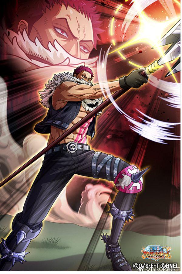 Tags: Anime, ONE PIECE, One Piece Thousand Storm, Charlotte Katakuri, Poker88