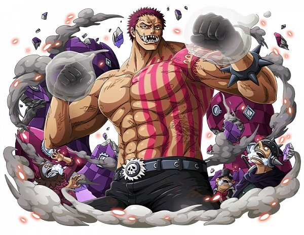 Tags: Anime, ONE PIECE, ONE PIECE: Treasure Cruise, Charlotte Katakuri