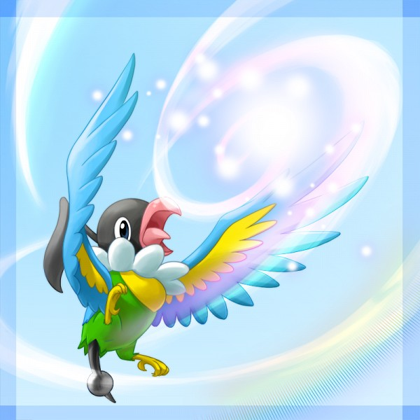 Chatot - Pokémon