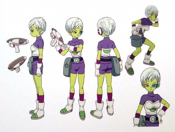 Cheelai - Dragon Ball Super: Broly