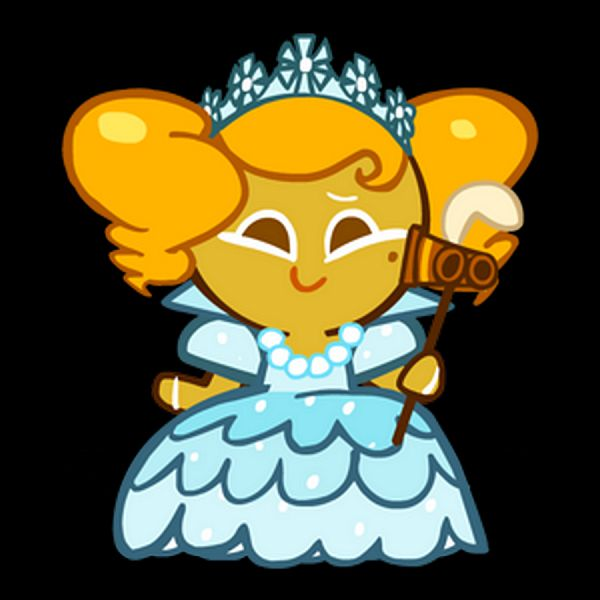 Tags: Anime, Devsisters, Cookie Run, Cheesecake Cookie, Upscale, Official Art