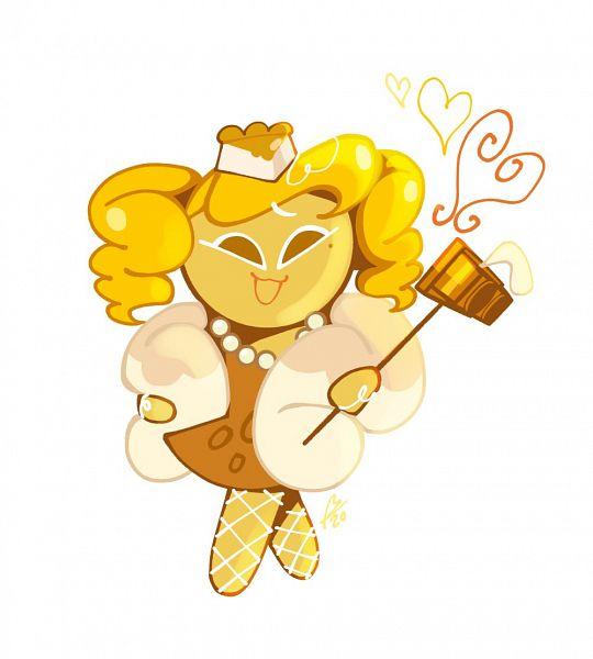 Tags: Anime, Mpscarlett, Cookie Run, Cheesecake Cookie, Fanart, Twitter