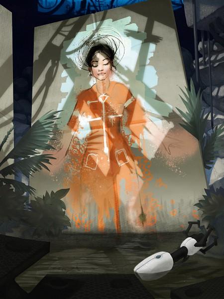 Tags: Anime, Portal (Game), Chell, Gambitgurlisis, deviantART