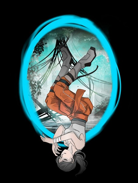 Tags: Anime, Portal (Game), Chell, Portal