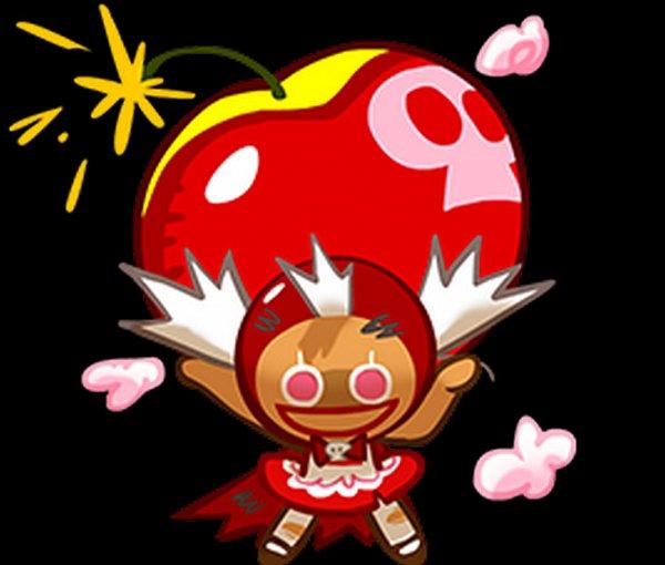 Cherry Cookie (Big Bomb) - Cherry Cookie