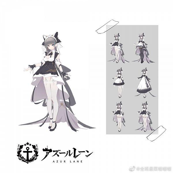 Tags: Anime, Pixiv Id 3266585, Azur Lane, Cheshire (Azur Lane), Official Art